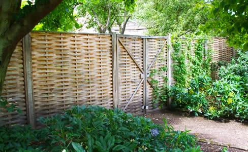 oak gate